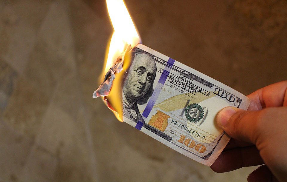 Burning Through Your Money