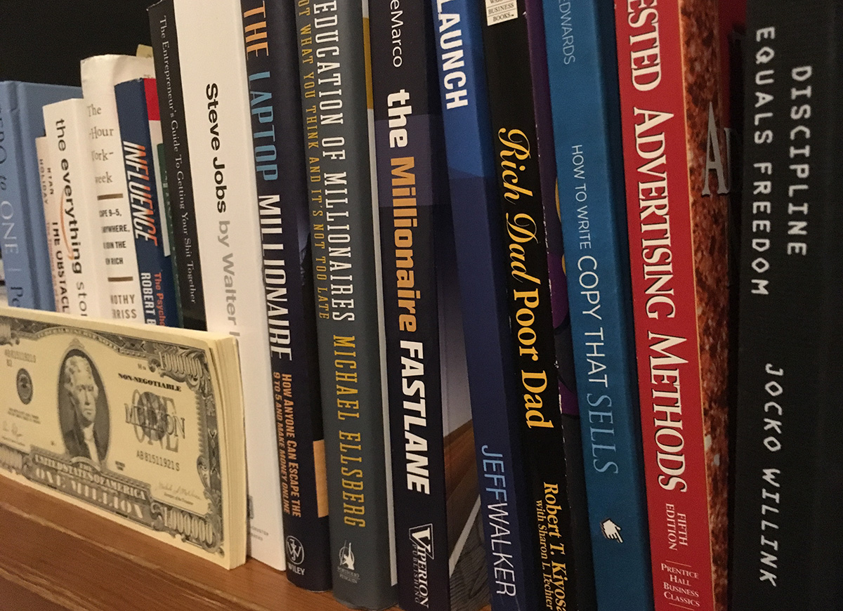 The Success Library: 55 Of The Best Books Of All Time For Money Makers, Entrepreneurs, Movers And Shakers