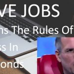 Steve Jobs Explains the Rules of Success In 90 Seconds