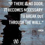 If There Is No Door