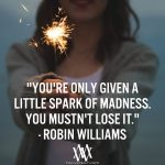 Little Spark Of Madness