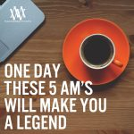 One Day These 5 Ams Will Make You A Legend