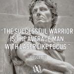 The Successful Warrior