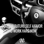 Do Your Future Self A Favor